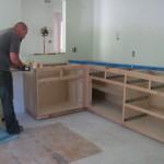 Finishing Cabinets